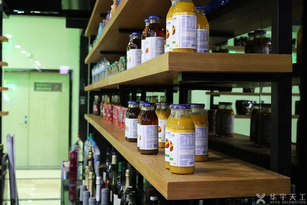 食品展厅架